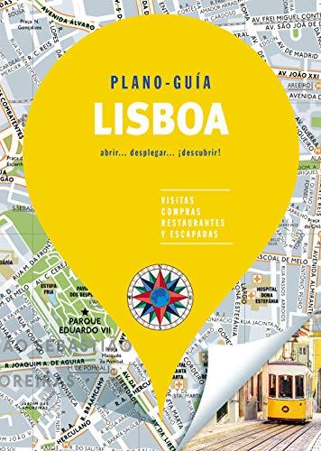 Lisboa (Plano-Guía): Visitas, compras, restaurantes y escapadas (Plano - Guías)