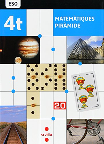 Matemàtiques, Piràmide. 4 ESO. Connecta 2.0 - 9788466129039