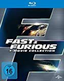 Fast & Furious 1-7 - Box [Blu-ray] -