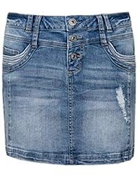Suchergebnis auf Amazon.de für  jeans mit löchern - Röcke   Damen ... 87c6d10755