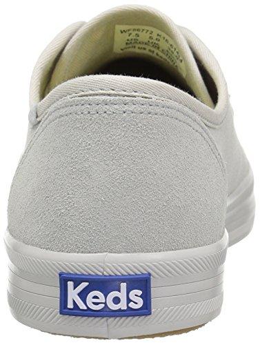 Keds Kickstart, chaussons d'intérieur femme Grau (Gray Mono)