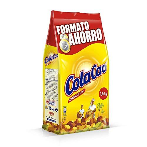 1,6kg de Cola Cao Original por sólo 6,32€ ¡¡30% de descuento!!