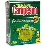 Goya Yerba Mate Campesino Hierba Natural - 5 Paquetes de 500 gr - Total: 2500 gr