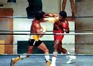 Rocky Vs Apollo Rocky 3 MOVIE Poster A2: Amazon.co.uk ...