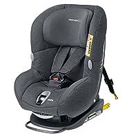Bébé Confort Milofix - Silla de coche, grupo 0+/1, de 0-18 kg, color sparkling grey