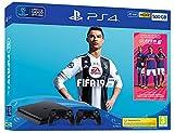 Playstation 4 Slim F chassis 500Gb + 2° Dualshock + FIFA 19