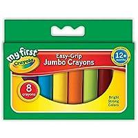 Crayola My First Crayola Jumbo Crayons 8 per pack