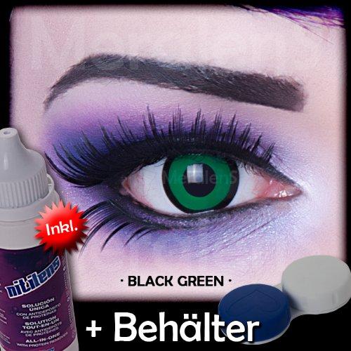 mera-lente-a0264-colour-negro-colour-verde-contacto-objetivos-con-limpiador-para-con-recipiente-de-u