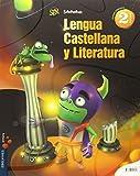 Lengua Castellana y Literatura 2º Primaria (Tres Trimestres) (Superpixépolis) - 9788426395818
