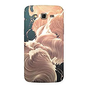 Neo World Beige Flow Back Case Cover for Samsung Galaxy Grand 2