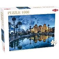 Tactic Mudejar Pavilion 1000pieza(s) - Rompecabezas (Jigsaw puzzle, Ciudad, Adultos, 8 año(s), Niño/niña, 99 año(s))