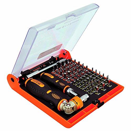Ebeautyday 73in 1Multitool domestici cricchetto set di cacciaviti per cellulari riparazione Tool & laptop & computer & Electronics Tools