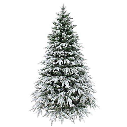 Gifts 4 All Occasions Limited SHATCHI-654 - Árbol de Navidad artificial (150 cm), color verde