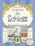 Mein Stickerbuch: Im Schloss -