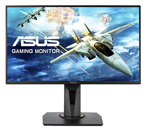 ASUS VG258QR 24.5 Inch Full HD 0.5 ms 165Hz Gaming Monitor