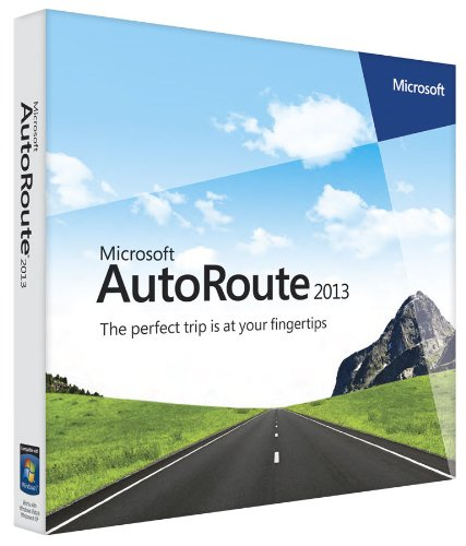 Microsoft AutoRoute Euro 2013 (PC) Test