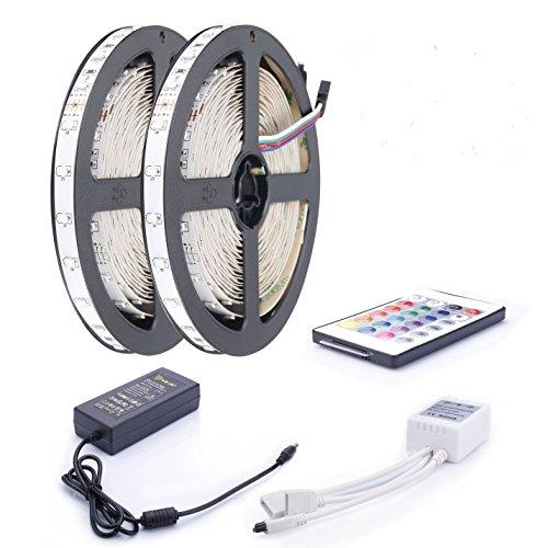 2 x 5 M Lichtbänder Band Minibild