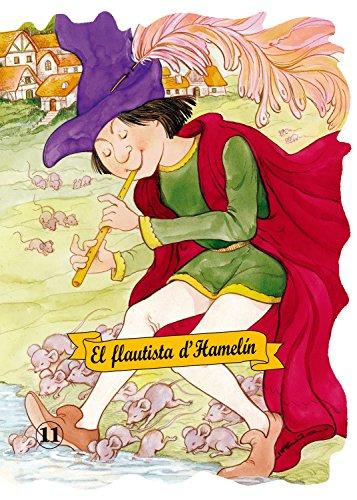 El Flautista d'Hamelín (Encunyats clàssics) por Anònim