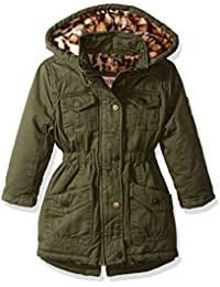 Urban Republic Baby Girls Ur Cotton Twill Jacket