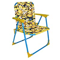 Despicable Me Minion Made Folding Chair