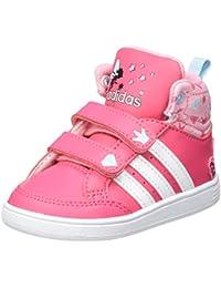 adidas Unisex Baby Hoops Cmf Mid Sneaker