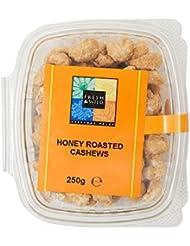 Whole Foods Market Honey Roasted Cashews, 250 g