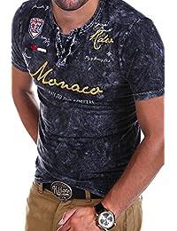 MT Styles manches courtes T-Shirt VT-MONAC R-2408