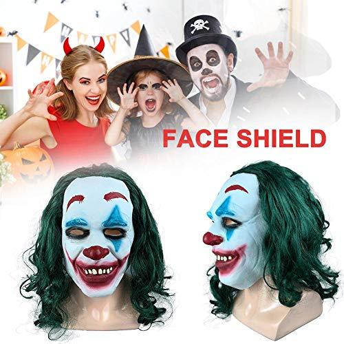 Beste Batman Maske - D.ragon Erwachsene Halloween Maske | Halloween