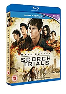 Maze Runner: Chapter II - The Scorch Trials [Blu-ray] [2015] (B0156GVZCO) | Amazon price tracker / tracking, Amazon price history charts, Amazon price watches, Amazon price drop alerts