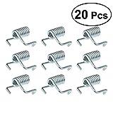 ueetek 20pezzi GT2cinghia dentata e molla di torsione per 6mm larghezza cintura accessori per stampanti 3d