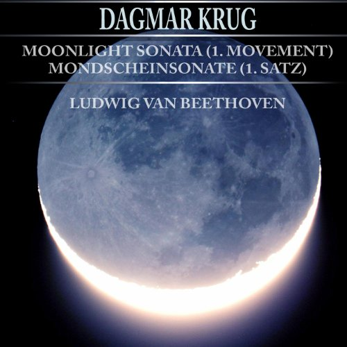 Moonlight Sonata (1. Movement) - Mondscheinsonate (1. Satz) - Ludwig van Beethoven