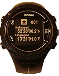 TW-103 GPS Uhr Trainingsuhr Triathlon Laufuhr Jogginguhr HR Sportuhr Aktivitätstracker Fahrrad Schwimmen Bluetooth 4.0 RUN BIKE SWIM - GPS Sport Watch for Running Cycling Swimming with Virtual Trainer