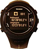 TW-103 GPS Uhr Trainingsuhr Triathlon Laufuhr Jogginguhr HR Sportuhr Aktivitätstracker Fahrrad Schwimmen Bluetooth 4.0 RUN BIKE SWIM - GPS Sport Watch for Running Cycling Swimming with Virtual Trainer