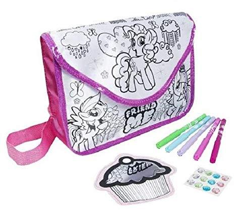 (My little Pony MLP4–4159Farbe Ihre eigenen Tasche, Mehrfarbig)
