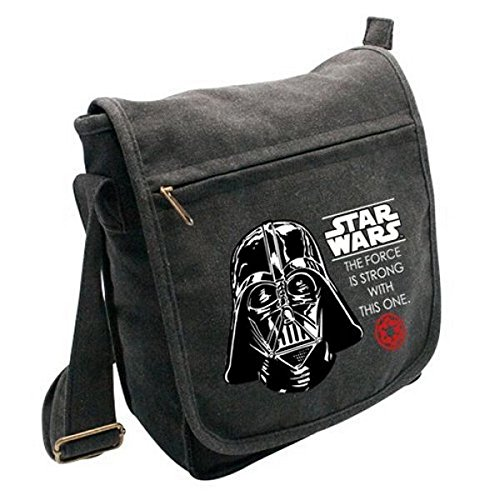 Star Wars - Retro Messenger Bag Umhängetasche Darth Vader