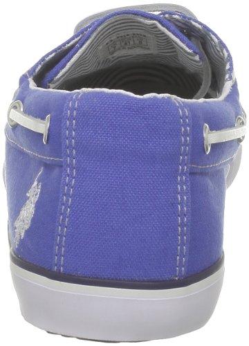 US Polo Assn Byron2, Chaussures bateau hommes Bleu (Blu)