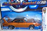 Hot Wheels 2006 First Editions 70 Plymouth Superbird #1 of 38 1:64 Scale Die-Cast Vehicle