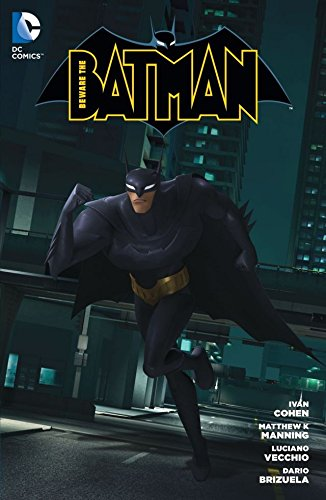 Beware the Batman. Volume 1