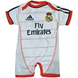 Body mameluco Jumpsuit Real Madrid Home Ronaldo 6-9 Meses