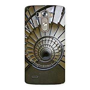 Neo World Staircase Back Case Cover for LG G3
