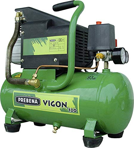 PREBENA® Druckluft-Kompressor Vigon 120 12l 8 bar