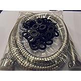 Rondelles pour flexible de douche 12mm (lot de 4)