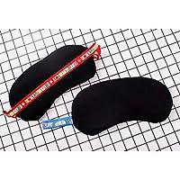Frcolor Unisex Eis Gesicht Augenmaske mit Weichem Plüsch Wiederverwendbare Stress Relief Augenmaske für Frauen... preisvergleich bei billige-tabletten.eu