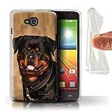 Stuff4 Phone Case for LG L90/D405 Popular Dog/Canine Breeds