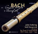 Flötensonaten Bwv 1020,1030-1033