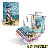 3D Puzzle Leuchtturm - Lighthouse 60 Teile