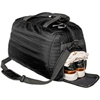 Coreal Duffle Bag Sports Gym Travel Camping Luggage Including Shoes Compartment Women & Men