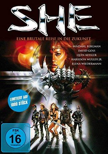 SHE - Eine brutale Reise in die Zukunft [Limited Edition]