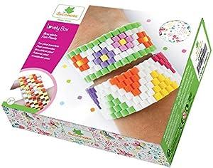 Darpeje- Pulsera Fun Pixels de Lovely Box- S - Sycomore Faujas (CRE1026), (1)
