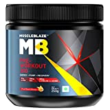 MuscleBlaze PRE Workout 300-0.55 lb, 25 servings (Fruit Punch)